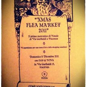 XMAS FLEA MARKET 2011