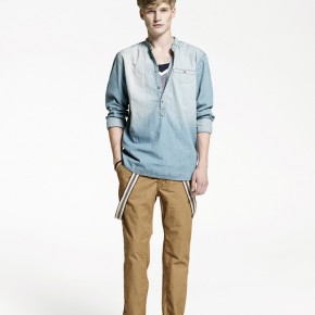 Minimum from Denmark.Spring-Summer 012