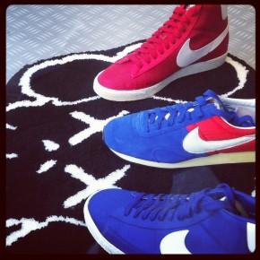 Nike footwear Spring 012