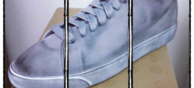 Evoluzione della specie:Nike Blazer Deconstructed.